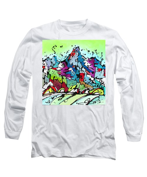 The Grand Life Long Sleeve T-Shirt
