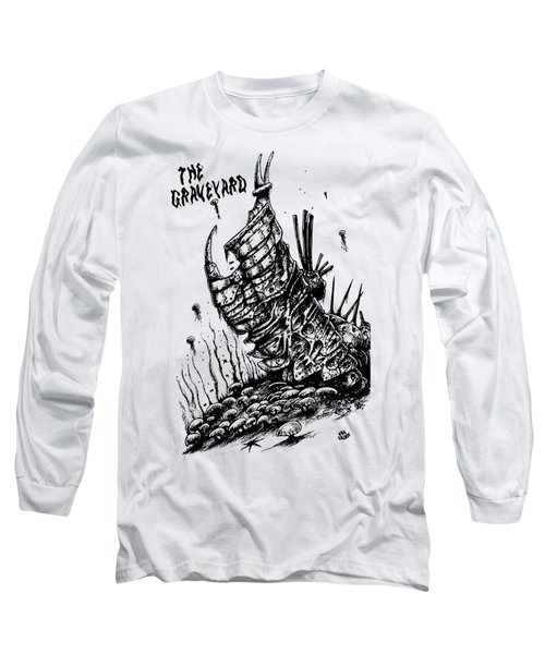 The Graveyard Long Sleeve T-Shirt