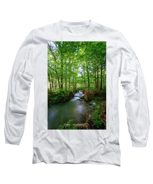The Green Forest Long Sleeve T-Shirt