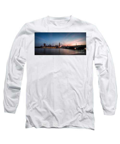The Guardian Long Sleeve T-Shirt by Giuseppe Torre