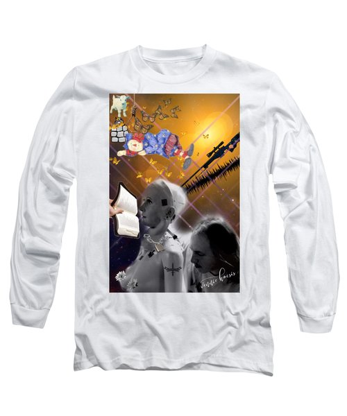 The Handler And The Slave Long Sleeve T-Shirt