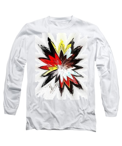 The Happy Asteroids Long Sleeve T-Shirt