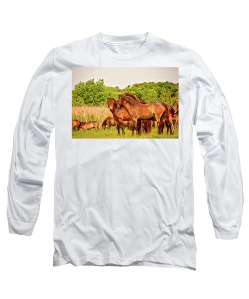 The Herd 2 Long Sleeve T-Shirt
