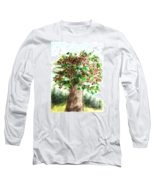 The Holy Oak Tree Long Sleeve T-Shirt