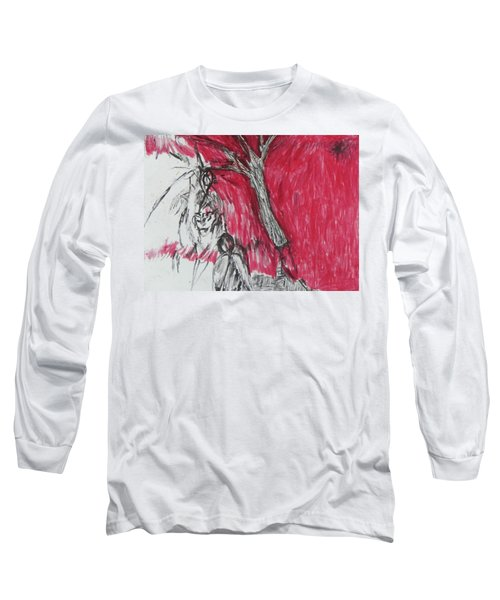 The Horror Tree Long Sleeve T-Shirt