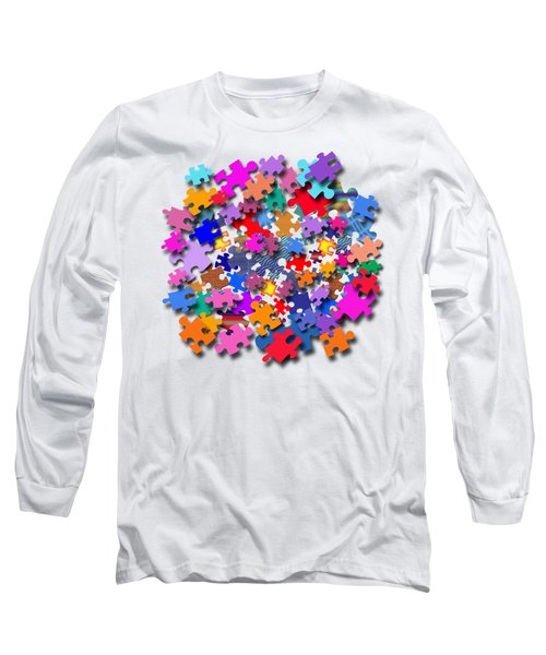 The Impossible Puzzle Long Sleeve T-Shirt