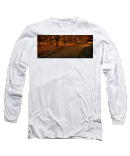 The Innocent Railway Path Long Sleeve T-Shirt