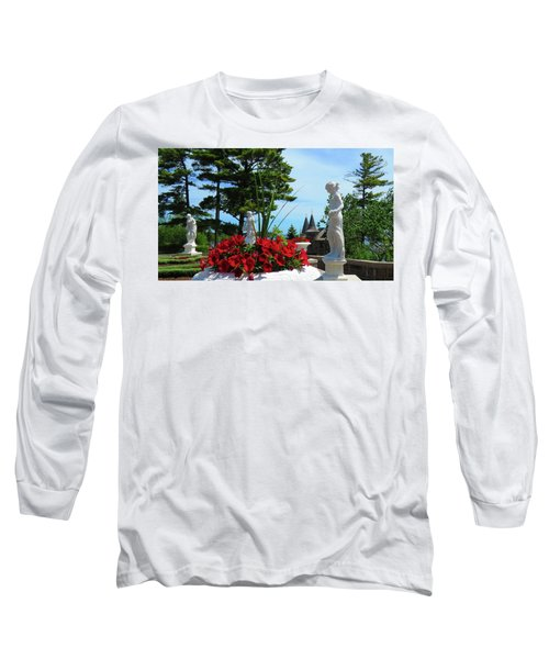 The Italian Garden Long Sleeve T-Shirt