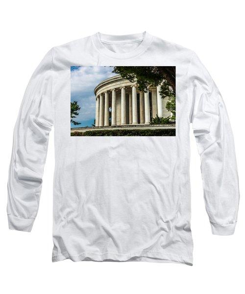 The Jefferson Memorial Long Sleeve T-Shirt