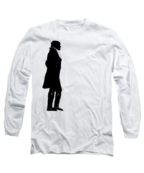 The Jefferson Long Sleeve T-Shirt