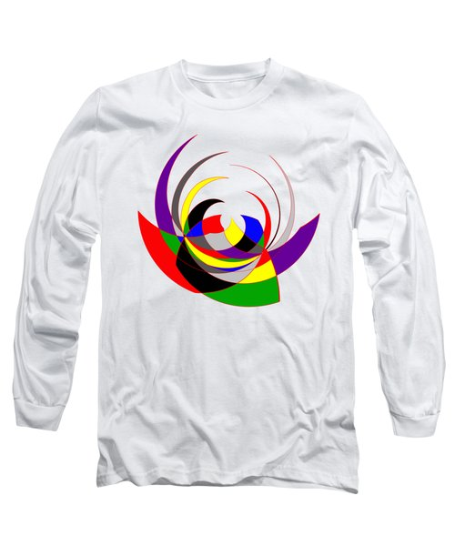 The Jester Long Sleeve T-Shirt by Methune Hively