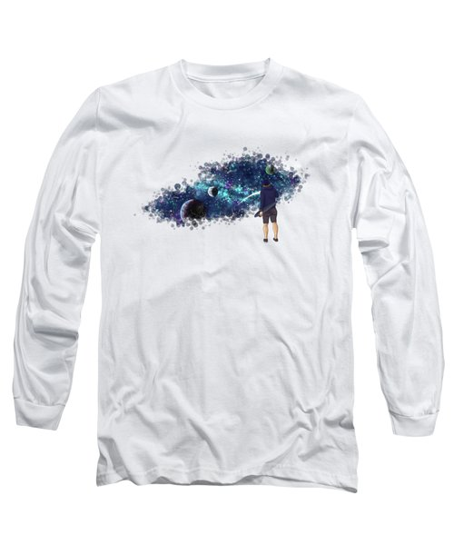 The Johnny Project Pt. 2 Long Sleeve T-Shirt