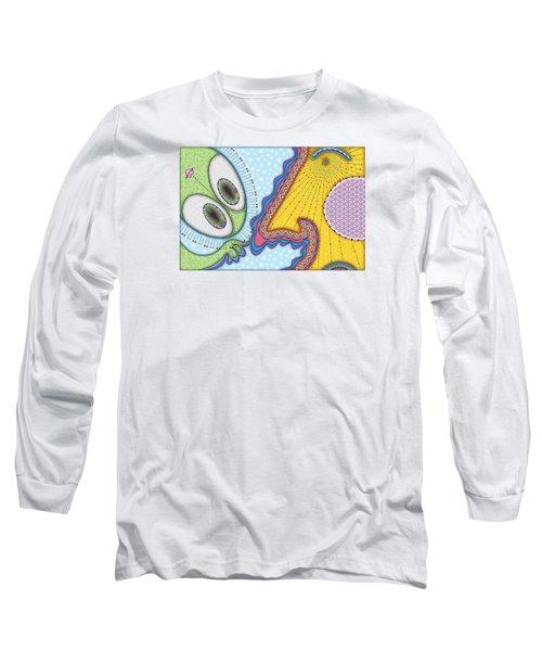 The Joker Is Wild Long Sleeve T-Shirt