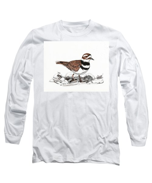 The Killdeer Long Sleeve T-Shirt
