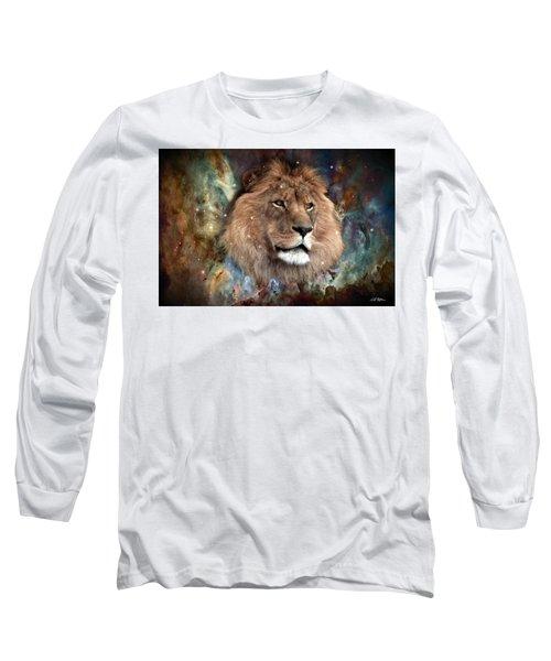 The King Long Sleeve T-Shirt by Bill Stephens