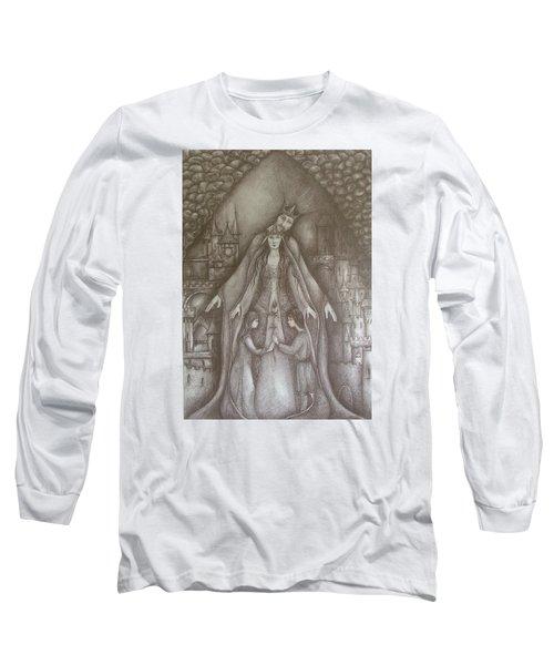 Royal Family Long Sleeve T-Shirt by Rita Fetisov