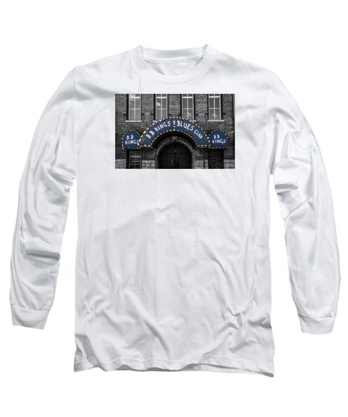 The King's Club Long Sleeve T-Shirt by Ray Congrove