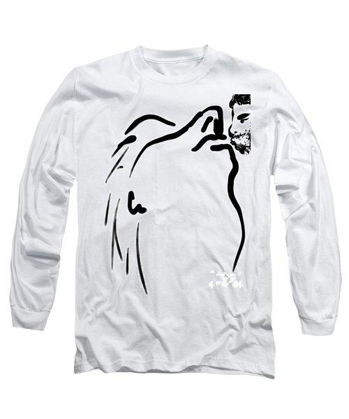 The Kiss Long Sleeve T-Shirt