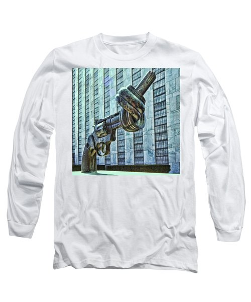 The Knotted Gun Long Sleeve T-Shirt