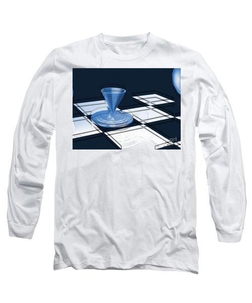 The Last Chess Pawn Long Sleeve T-Shirt