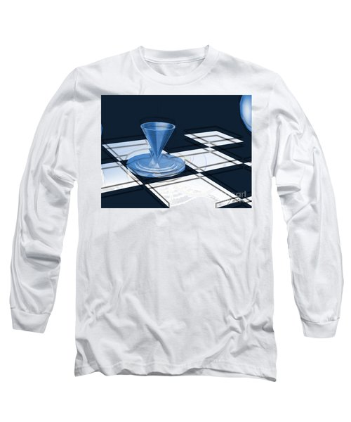 The Last Chess Pawn Long Sleeve T-Shirt