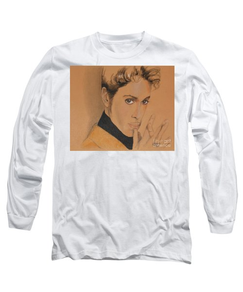 The Late Prince Rogers Nelson Long Sleeve T-Shirt
