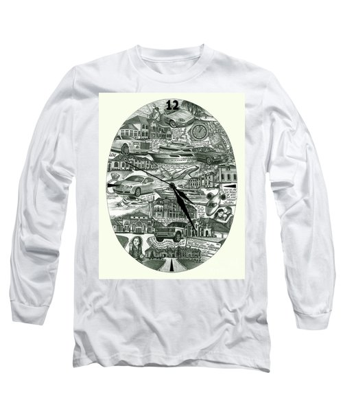 The Law Of Attraction Long Sleeve T-Shirt