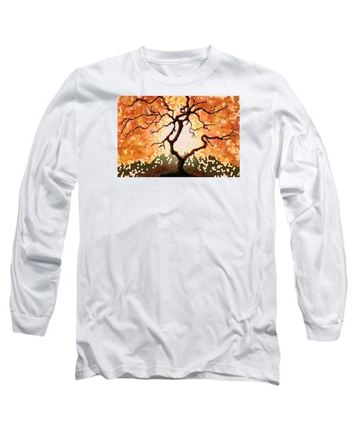 The Living Tree Long Sleeve T-Shirt by Patricia Arroyo