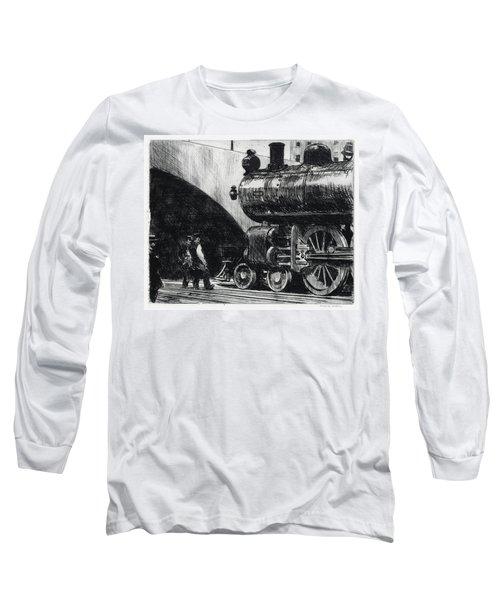 The Locomotive Long Sleeve T-Shirt