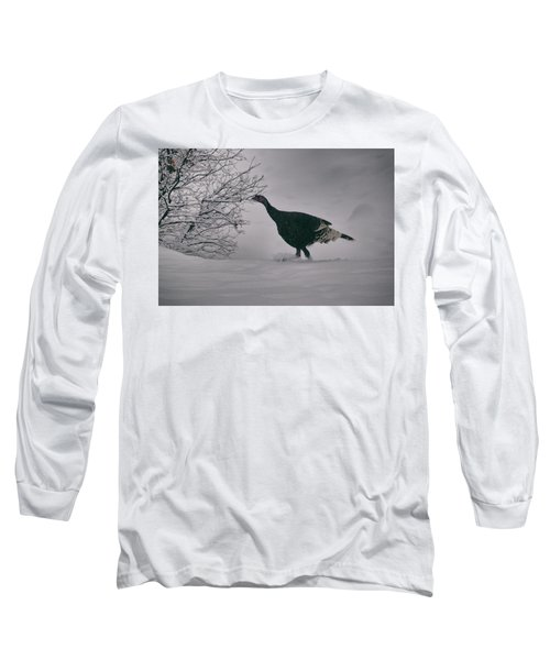 The Lone Turkey Long Sleeve T-Shirt
