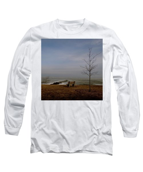 The Lonely Bench Long Sleeve T-Shirt