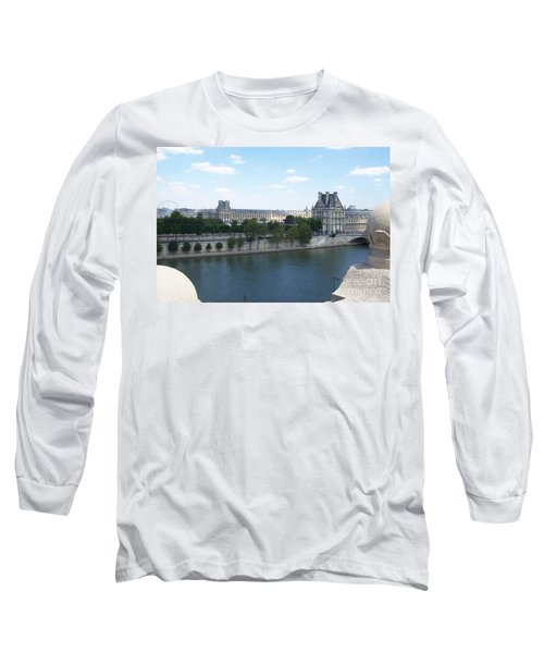 The Louvre Long Sleeve T-Shirt