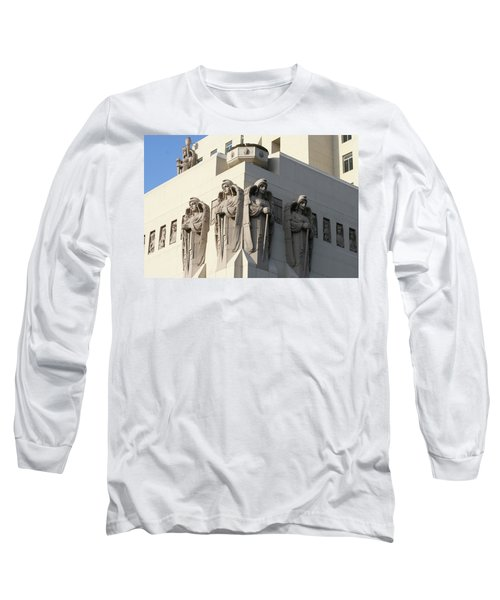 The Macarthur Guardians Long Sleeve T-Shirt