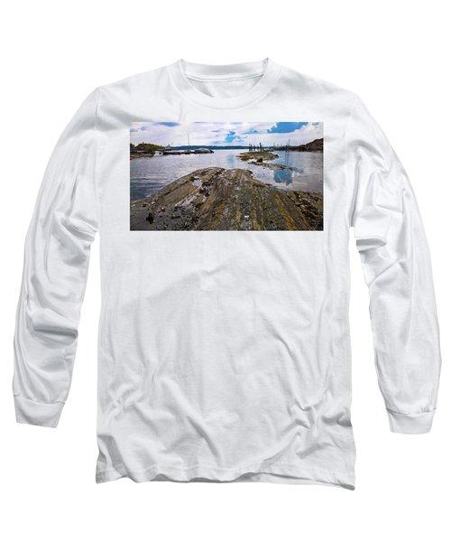 The Magic Of Lindoya Long Sleeve T-Shirt