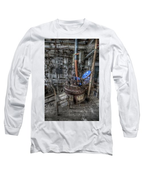 The Manual  Long Sleeve T-Shirt by Nathan Wright