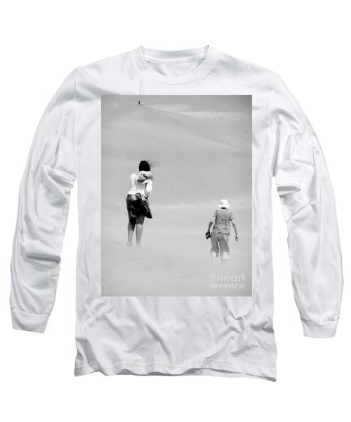 The Men Return Long Sleeve T-Shirt