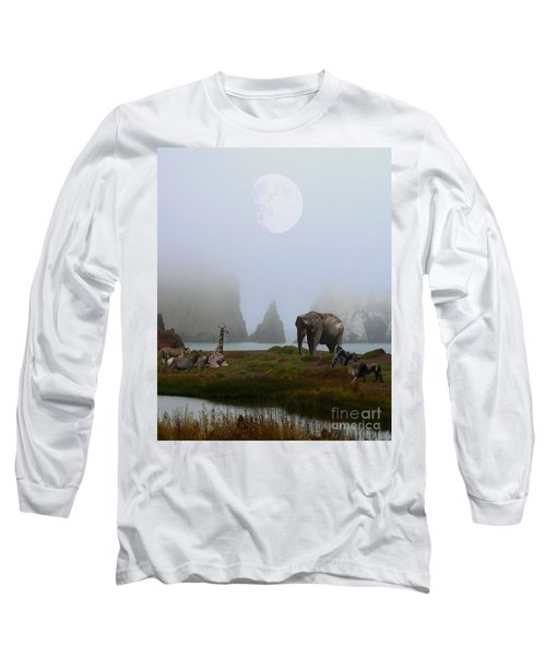 The Menagerie Long Sleeve T-Shirt