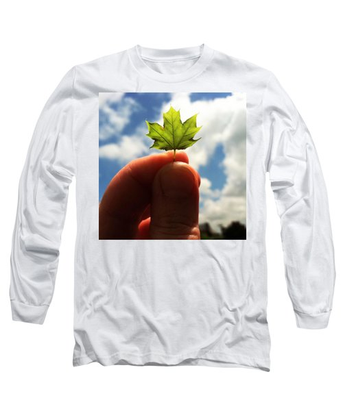 The Mighty Maple Long Sleeve T-Shirt