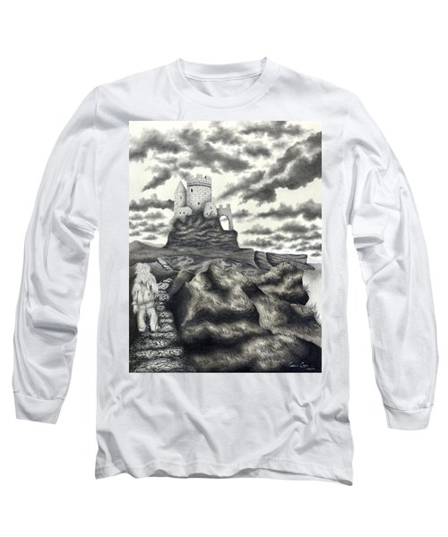 The Moher Giant Long Sleeve T-Shirt