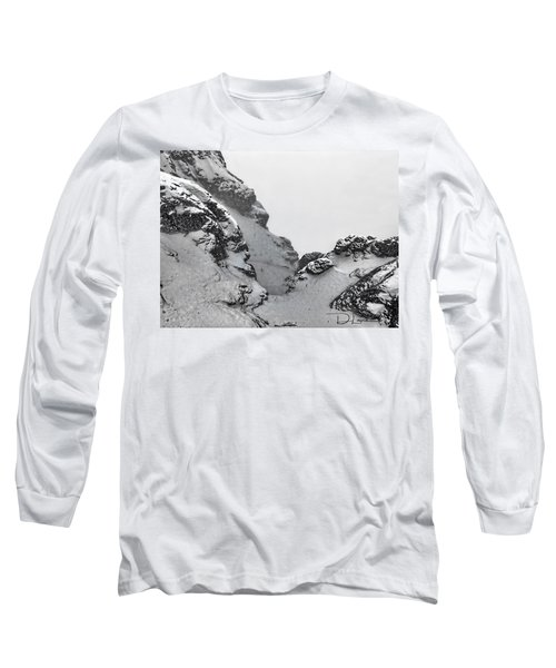 The Mountain Abyss Long Sleeve T-Shirt