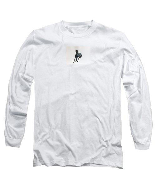 The Mustang Long Sleeve T-Shirt by Ellen Canfield