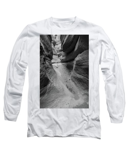 The Narrowing Long Sleeve T-Shirt