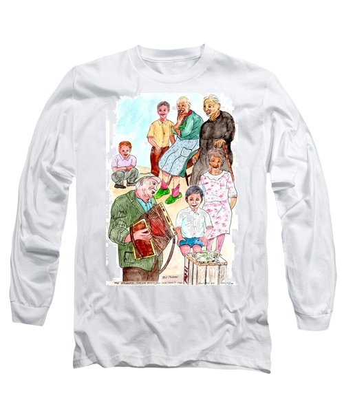 The Neighborhood Music Man Long Sleeve T-Shirt