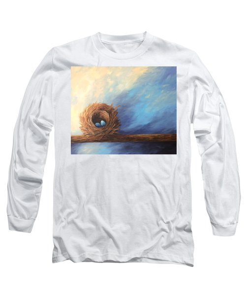 The Nest 2017 Long Sleeve T-Shirt by Torrie Smiley