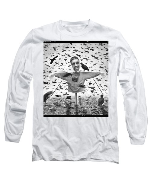 The Nightmare Long Sleeve T-Shirt by Mike McGlothlen