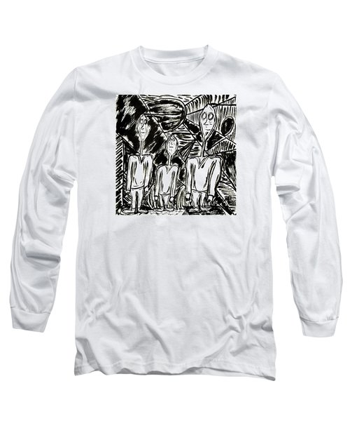 The Nod Trio Circa 1967 Long Sleeve T-Shirt