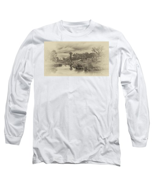 The Old Pond Long Sleeve T-Shirt