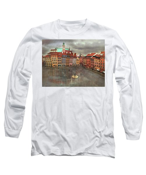 The Old Town # 24 Long Sleeve T-Shirt
