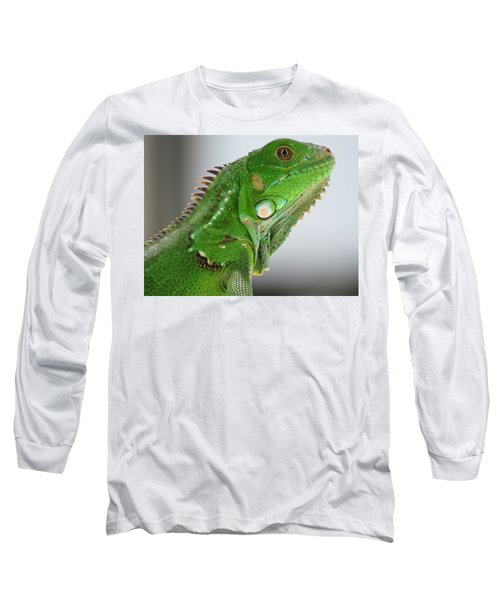 The Omnivorous Lizard Long Sleeve T-Shirt