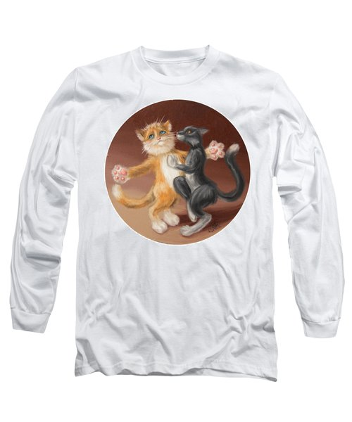 The Painting About Love  Long Sleeve T-Shirt